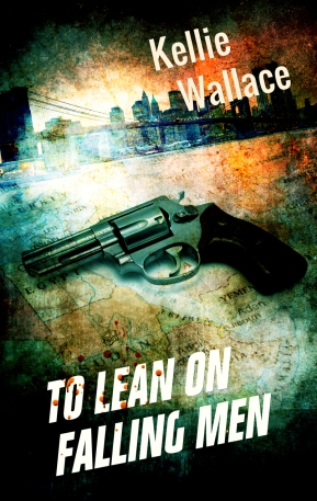 Cover reveal: To lean on Falling Men
